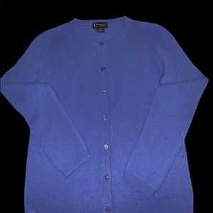 Cashmere c by Bloomingdales cardigan